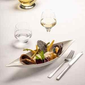 plat fruits de mer