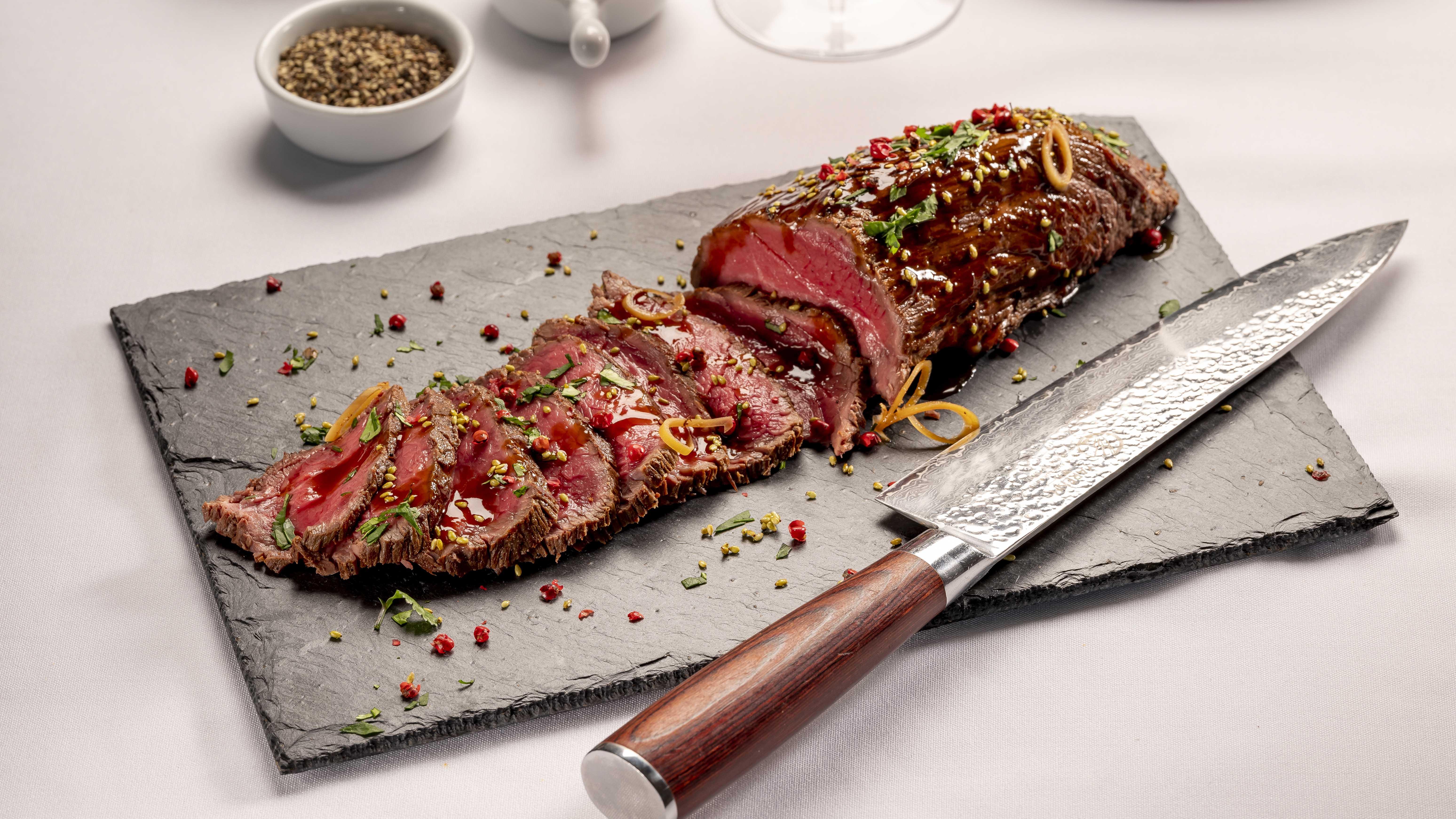 plat viande rouge