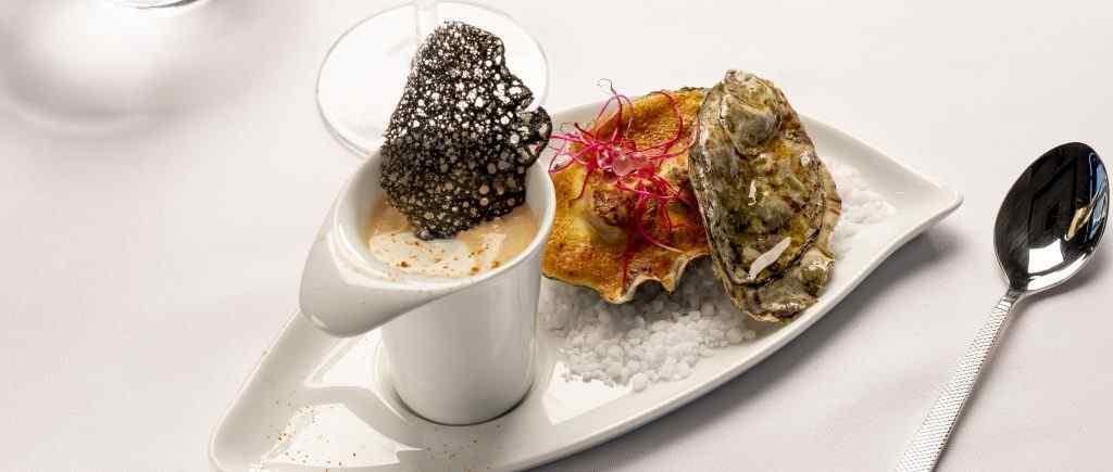 apéritif huîtres
